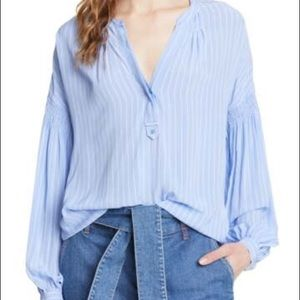 NWT 🦋 Joie Striped Blouse 🦋